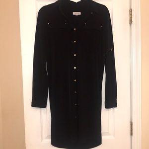 Calvin Klein shirt dresss